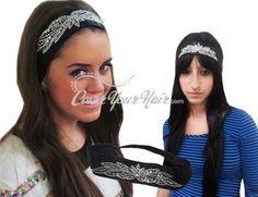 Celebrity Studded Headband #coveryourhair.com #HolidayWishList