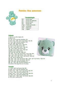Crochet Bunny Pattern, Crochet Dolls Free Patterns, Amigurumi Patterns, Crochet Toys, Crochet Baby, Knitting Patterns, Knit Crochet, Amigurumi Tutorial, Crochet For Beginners