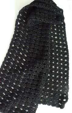 Crocheting Ideas | Project on Craftsy: Crocheted Scarf - ...