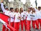 Perú campeón mundial de surf 2014