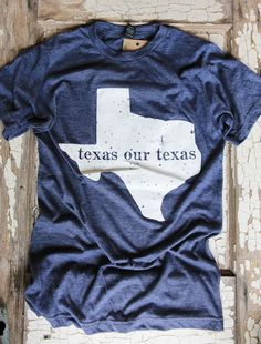 TEXAS OUR TEXAS-FLOOD RELIEF T - Junk GYpSy co.