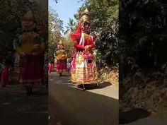 மாராயபுரம் பத்ரேஸ்வரி அம்மன் ஆலயம் ஊர்வலம்