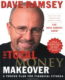Love Dave Ramsey's total money makeover book!! Great tips for becoming debt-free.