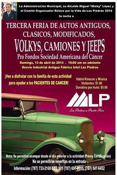 Feria de Autos Antiguos @ Las Piedras #sondeaquipr #feriaautosantiguos #laspiedras