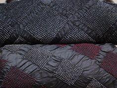 Can't believe it .....  Incredible ... .. .  intricate..fine..  work by the artisan  on silk .  A fine Tie Dye Shawl