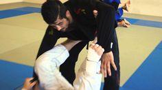 Kurt Osiander: Move of the Week - X- Guard Sweep #BJJ www.Facebook.com/McDojoLife