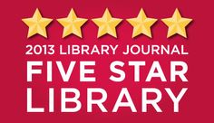 The Public Library of Cincinnati and Hamilton County accepted a national honor from the library field's leading professional publication. The Library Journal Index of Public Library Service awarded the Public Library a Five-Star Rating for service.