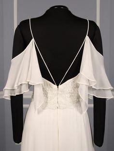 Christos Mabel T359 Discount Designer Wedding Dress