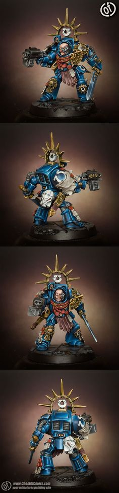 Ultramarines Capitan