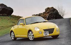 Daihatsu Copen. So stinking cute.