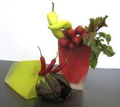 Recent Workshops - Sogetsu School of Ikebana, Victorian Branch Cylinder Vase, Ikebana, Workshop, Victorian, Stuffed Peppers, Vegetables, School, Food, Atelier