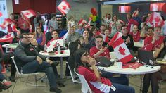Why it's OK to watch hockey at work today!  Research suggests watching today's game could actually help boost productivity and morale at work (and we're not just saying that because it's being shown on CBC TV).
