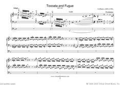 Johann Sebastian Bach: Toccata And Fugue in D Minor (BWV 565)