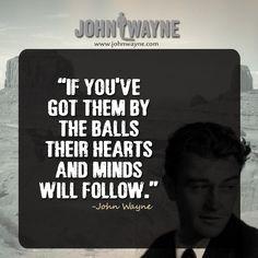#johnwaynebiography #johnwayneactor #quotes John Wayne Biography, Chemistry Between Two People, John Wayne Quotes, Wayne Enterprises, Waylon Jennings, Heart And Mind, Live Life, Duke