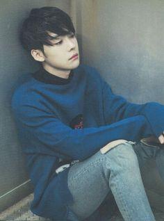 Jinwoo x Sentimental