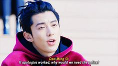 That's a valid point Kim Book, Emergency Couple, Choi Jin Hyuk, Meteor Garden 2018, Funny Memes, Hilarious, Weightlifting Fairy, Japanese Drama, Boys Over Flowers