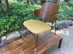 Mid-Century Modern Scandinavian Ib Kofod Larsen Penguin Chair