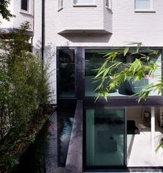 A beautiful contemporary London home renovation, Glazing by Culmax