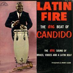 パーカッション奏者Candidoのビッグバンド&ドゥーワップLP。  わりとメローなラテンジャズを聴かせてくれます。  なんといってもこのLPの注目曲は  IT DON'T MEAN A THING (IF IT AIN'T GOT THAT SWING)  オリジナルのスキャットの部分をCandidoのコンガでナイスカバー。  使いたいのはこの曲だけですが、jazz dancerがいるイベントでは  差しで入れたい曲!