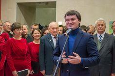 Вітальне слово депутата Верховної Ради України Валерія Володимировича Писаренко