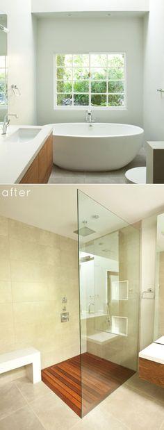 Luxe Spa Bathroom