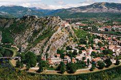 knin - old city of king zvonimir