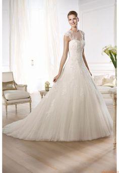 Wedding Dresses Pronovias Ocelada 2014