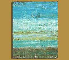 RESERVED FOR JESSICA  Abstract Beach by SageMountainStudio on Etsy