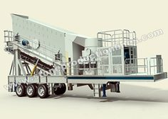 Stoneproductionlines produces a wide range of mobile cone crushing plant.