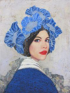 R ichard Burlet es un pintor nacido en Francia en 1957. Su trabajo a ojos vista parece estar influenciado profundamente por el pintor aus...
