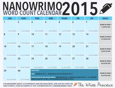3 Ways to NOT Fail at #NaNoWriMo 2015