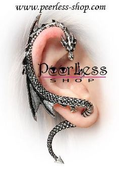 Dragon Ear Cuff *FREE SHIPPING*