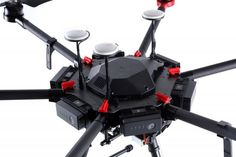 DJI launches M600 Pro to expand industrial drone lineup