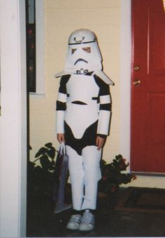 Storm Trooper old school