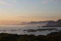 LOFOTEN (PART I) Winding Road, Midnight Sun, Lofoten, Daydream, Boat, Earth, Places, Water, Outdoor
