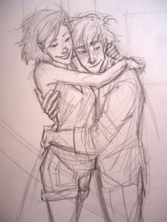 Burdge, i just love this style!!! Looks a tad like Tris and Tobias....