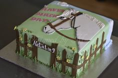 "horse cakes for girls birthday | horse"" birthday cake - by designed by mani @ CakesDecor.com - cake ..."