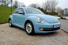 New Volkswagen Beetle!