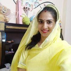 Rajasthani Dress, Beautiful Housewife, Yellow Dress, Sari, Indian, Beauty, Dresses, Women, Fashion