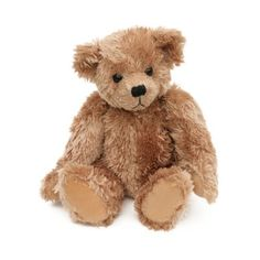 Teddy Bear - This Teddy is similar to the one given to me by my 5th grade class while I was out most of the school year with Rheumatic Fever.