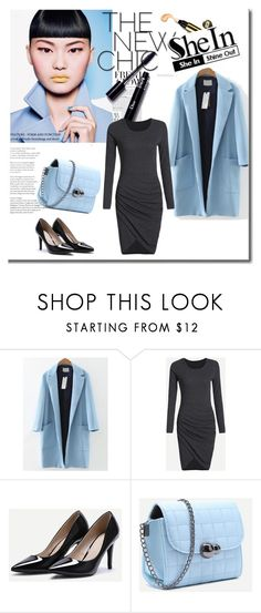 """""""SheIn 10/IV"""" by hedija-okanovic ❤ liked on Polyvore featuring shein"""