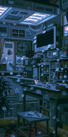 Zauberwald waneella is creating pixel art Pixel Art Photo, Cool Pixel Art, Art Vaporwave, Animation Pixel, Grafik Art, Pixel Art Background, Game Background, 8 Bit Art, Pixel Art Games