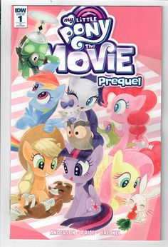 MY LITTLE PONY: THE MOVIE PREQUEL #1 - NM - 1 in 10 Retailer variant!  http://www.ebay.com/itm/MY-LITTLE-PONY-MOVIE-PREQUEL-1-NM-1-10-Retailer-variant-/292165311765?roken=cUgayN&soutkn=tJiRrz