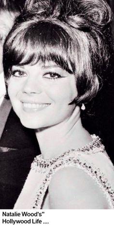 """Natalie Wood"""" in London (1966)"""