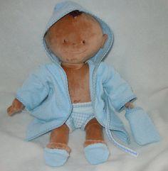 Weiteres - Krümel-Schnitt: Badeset - ein Designerstück von happy-dolls bei DaWanda