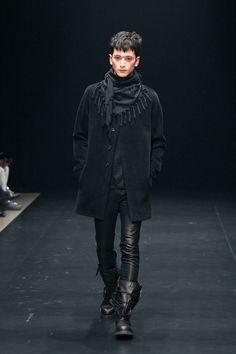 ATO Fall Winter 2015 Otoño Invierno #Trends #Tendencias #Menswear #Moda Hombre  Mercedes Benz Fashion Week Tokyo  F.Y!