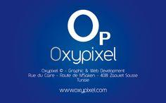 Oxypixel est spécialisée dans le développement et la conception des sites Web qui s'adaptent à chaque type d'activité, pour répondre à vos exigences tout en assurant une présence optimale sur Internet ainsi qu'une meilleure notoriété.