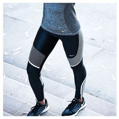 Nike Power Speed Tight Leggings •The Nike Power Speed Women's Running Tights are designed to encourage every move with a compressive feel throughout and a screen-printed pattern that provides support to key muscles. So you can focus on how far and how fast you're going—not how long until you stop.  •Size Small, true to size.  •New with tag.  •NO TRADES/PAYPAL/MERC/HOLDS/NONSENSE. Nike Pants Leggings