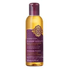 Argan oil again :)