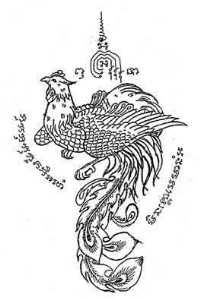 Thai Tattoo designs, Sak Yant Designs